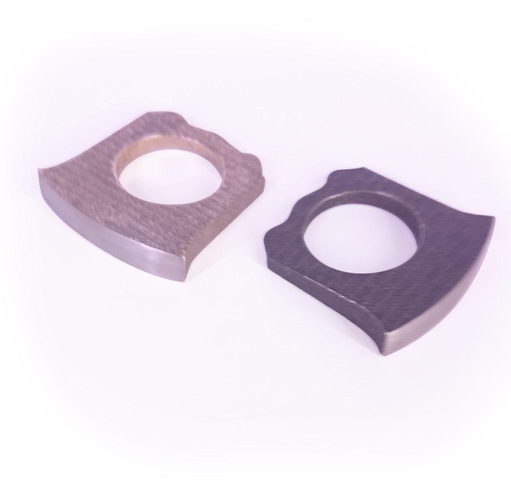 Variations Ring Shanks in metal