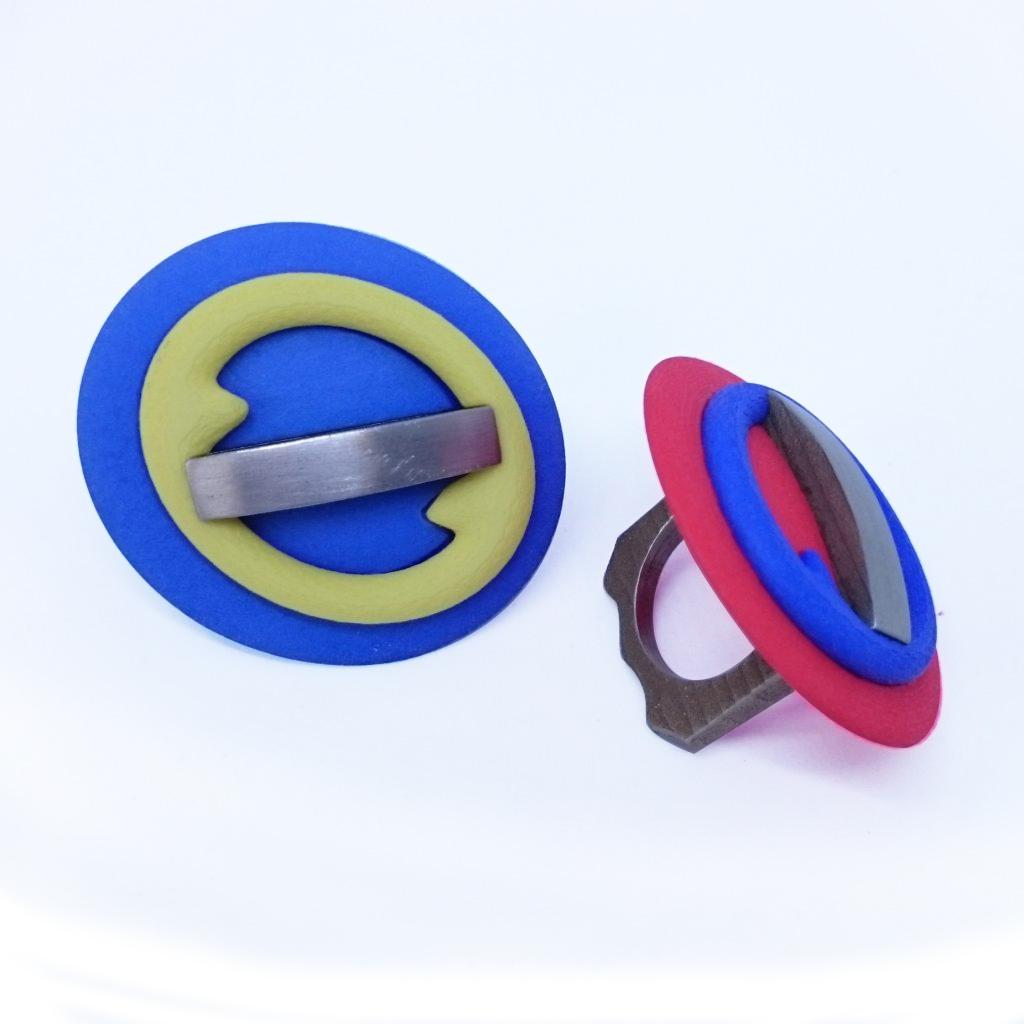 Variation Rings
