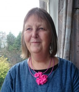 "Anarkik Creations Blog posts: Jane loves wearing statement pieces of jewellery. ""I like wearing jewellery that's a bit unusual. Little jewellery does nothing for me, the bigger and bolder the better!"""